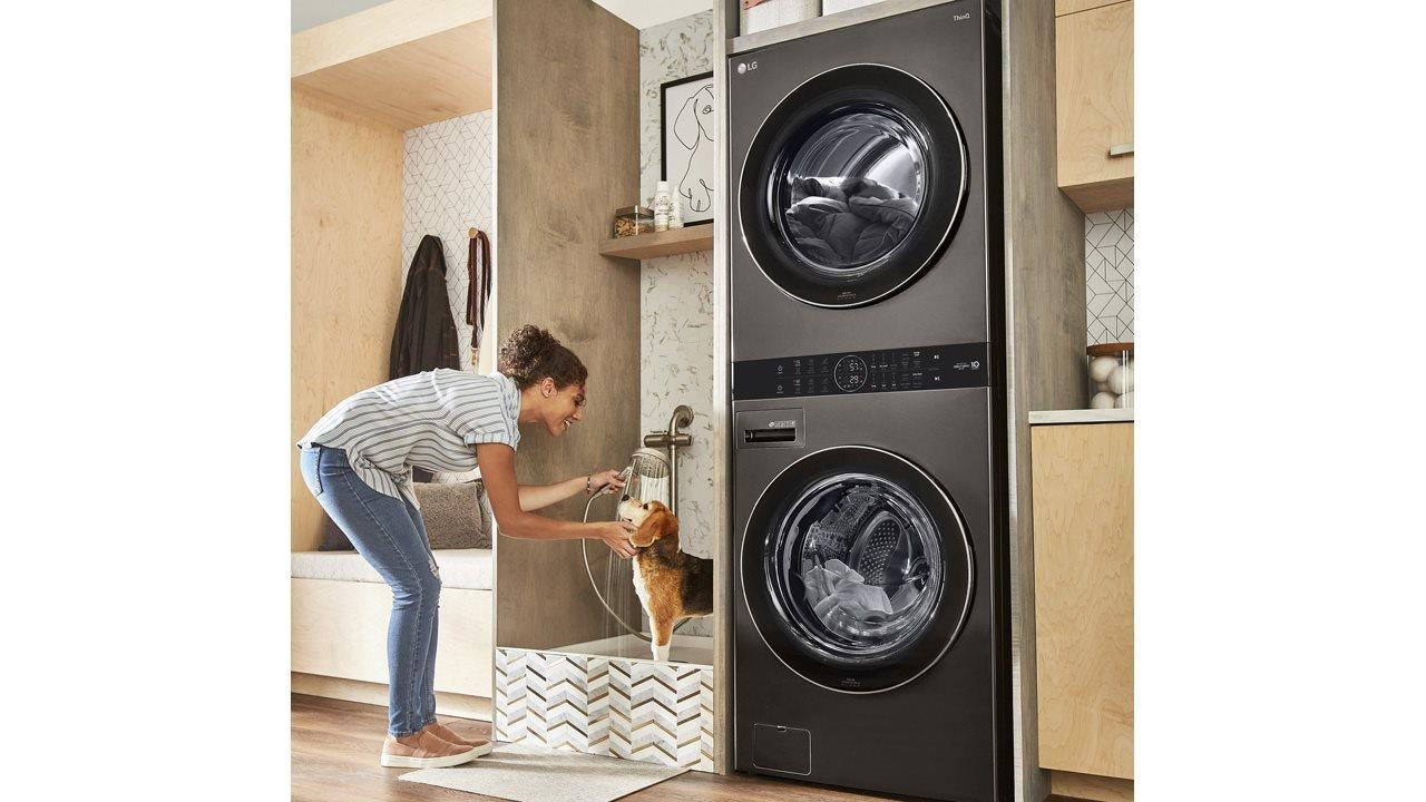 4 simple ways to upgrade your laundry room
