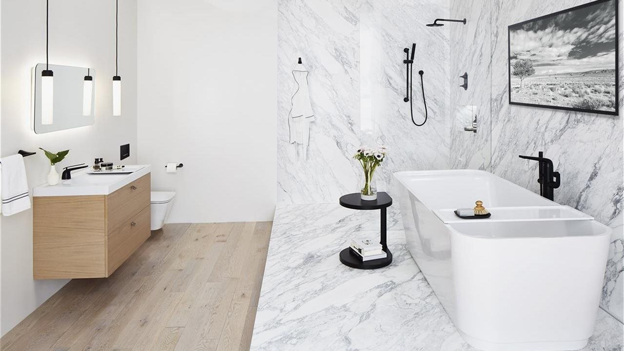 BrandpointContent - 3 elements to create a dream bathroom sanctuary